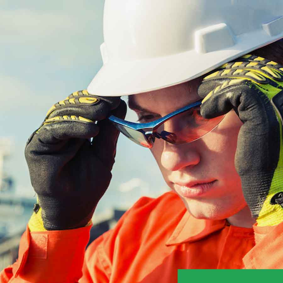 Safety Equipment & PPE Eye Protection