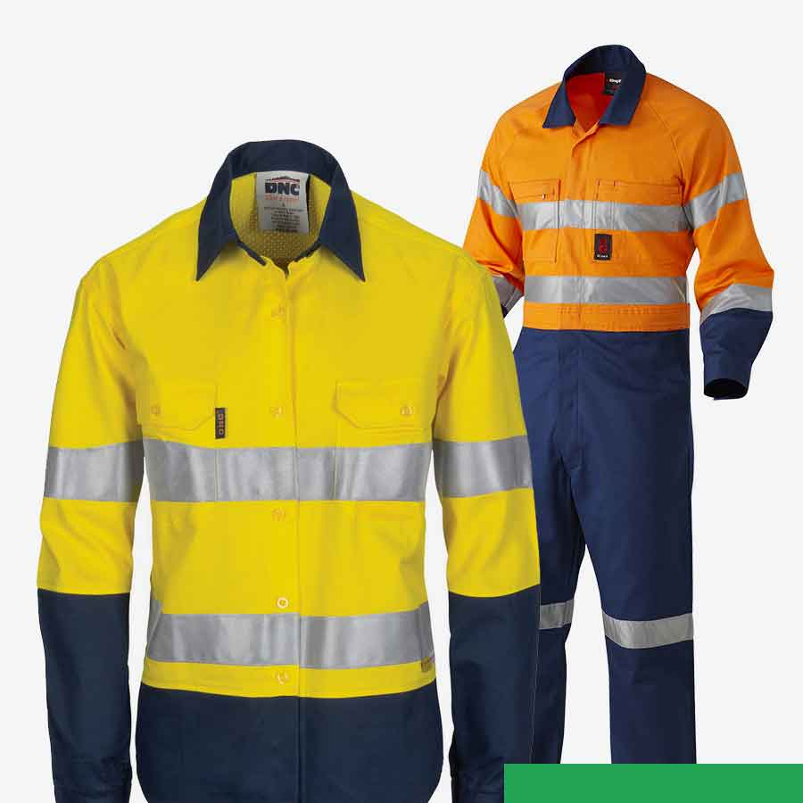 Safety Equipment & PPE Workwear